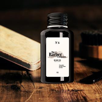Beard Oil - The barber company