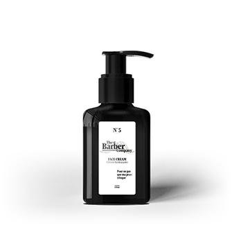 Face Cream - 5 étapes pour un rasage réussi - The Barber Company