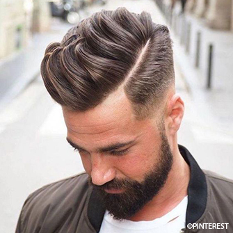 Quels dégradés sont les plus tendances pour les hommes en 2019 ? - The Barber Company