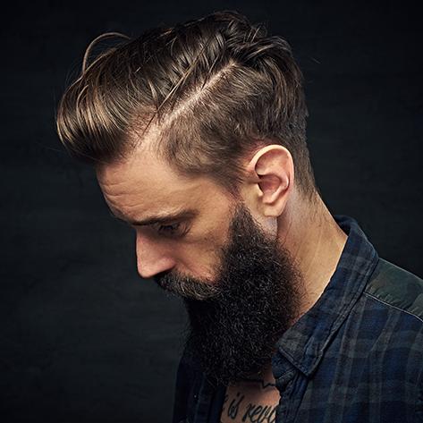 Barbe et cheveux : les meilleurs combos - The Barber Company