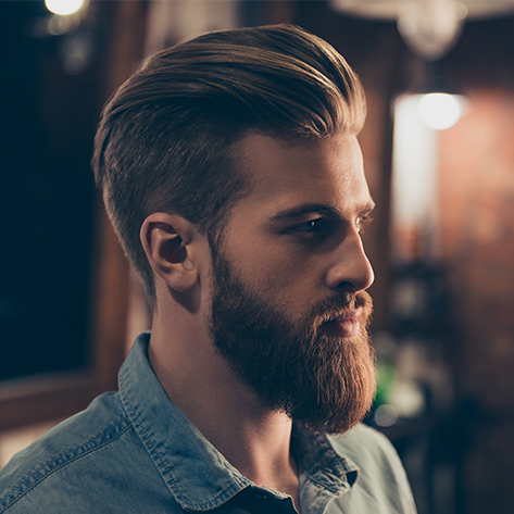 La barbe : éternellement à la mode ? - The Barber Company