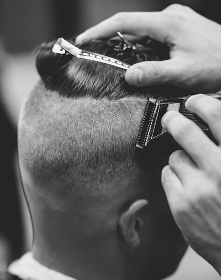 Service Rasage du crâne - The Barber Company