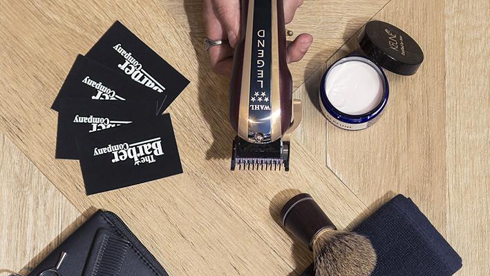 Exclusivité des produits - The Barber Company